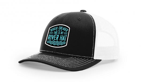 3adfd340656794 Black/White River Hat – Roger Creager